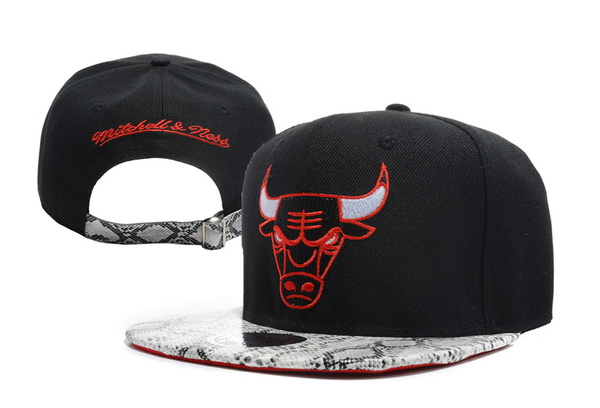 Chicago Bulls NBA Snapback Hat XDF231